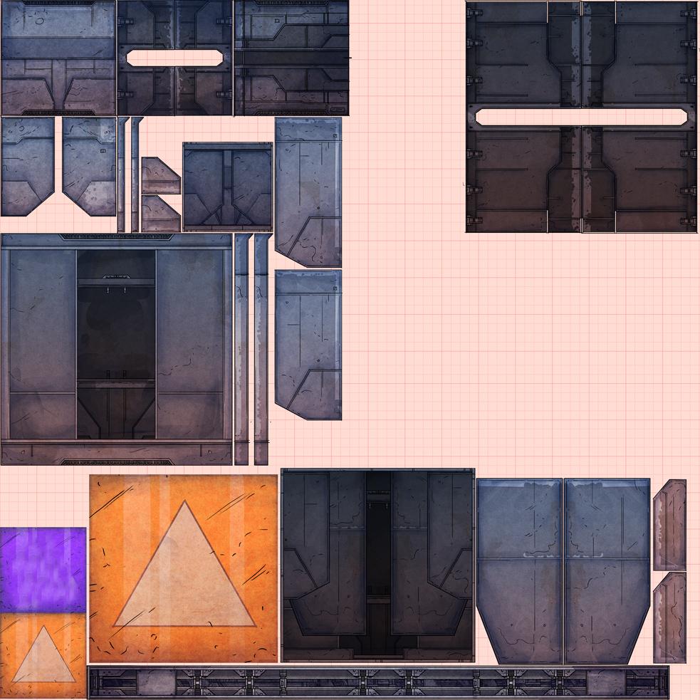 Texture Machine Stage