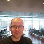 Airport Selfie 3, Stockholm