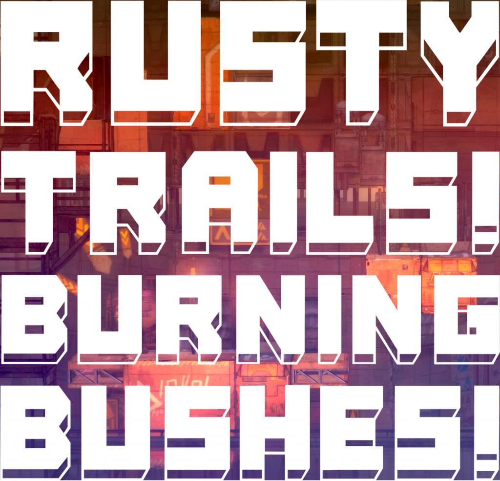 Burning Bushes?