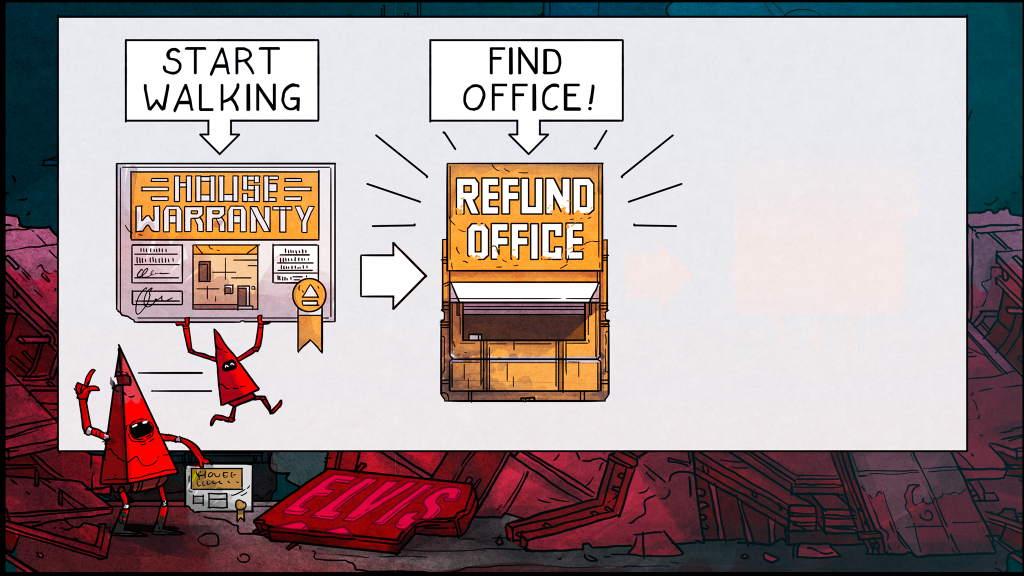 Intro Sequence The Refund Office
