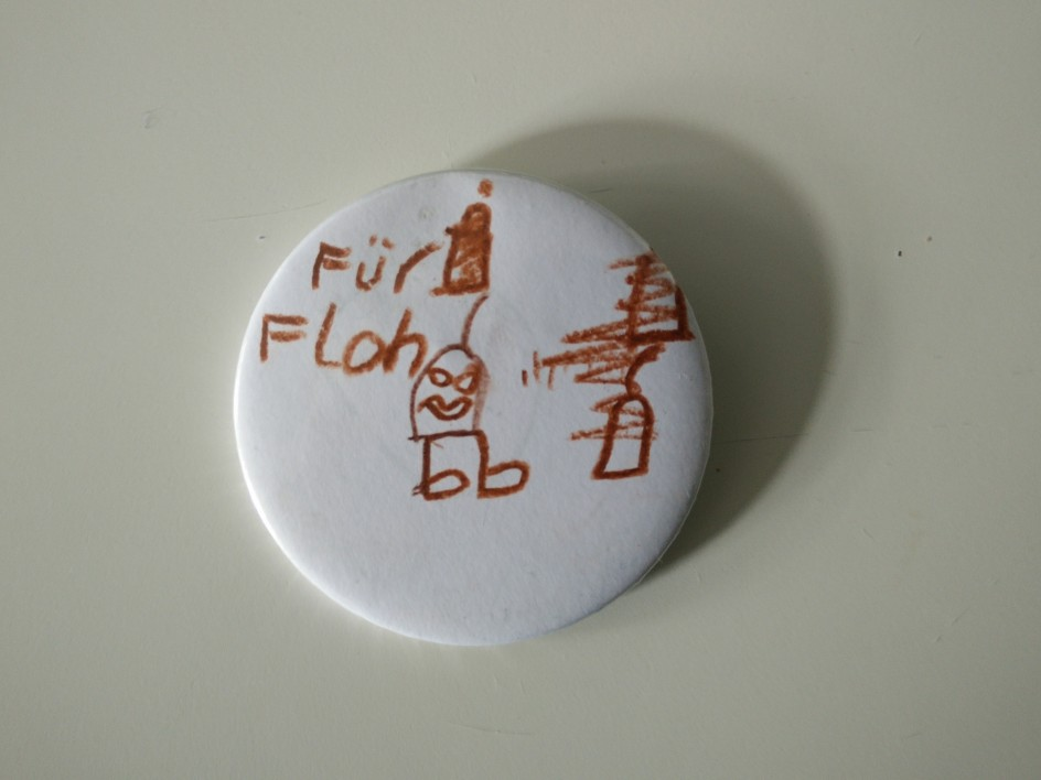 Blown Away Badge