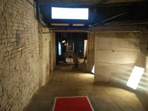 Beautiful cellar
