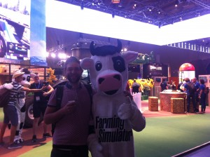 Stamm And Cow
